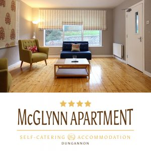 McGlynn Apartment Suite Self Carting Accommodations NI