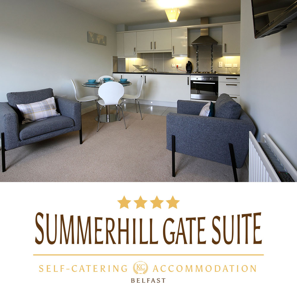 Summer Hill Gate Suite - Holiday Rental Dungannon, Self-Catering Accommodation